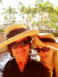 The Hughes' in Cabo San Lucas ~ it's a beautiful day... Dec 31 013