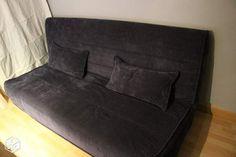 Canapé-lit Ikea Beddinge Löväs avec housse