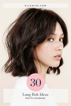 30 long bob ideas!