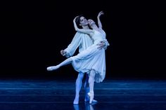 Introducing Rebecca Bianchi, Rome Opera Ballet's new Principal ballerina - Page 2 of 2 - Rebecca Bianchi In The Romeo And Juliet Balcony Pas De Deux With Claudio Coviello