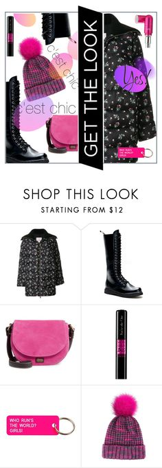 """""""Без названия #2314"""" by vinograd24 ❤ liked on Polyvore featuring Moncler, Frances Valentine, ULTA and Various Projects"""
