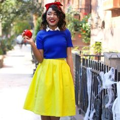 Whether you're into a fashion-forward costume or a one-and-done look, these 48 easy DIYs will help you win your annual Halloween costume contest — no competition.
