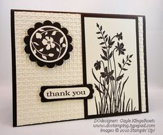Stampin Up Card Ideas | ... Shoebox Swap Samples - DOstamping with Dawn, Stampin' Up! Demonstrator