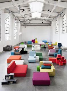 filius feez likes...lounge furniture by Poligöm / Cubit // visit www.filiusfeez.com