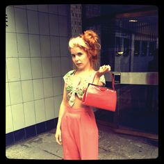 Paloma Faith - Handbags for Hospices