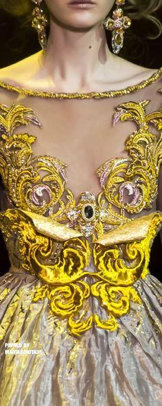 Gou Pei Haute Couture SS17 Details