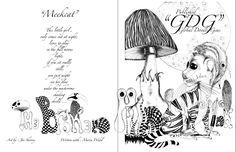 Deux des merveilleux dessins de Joseph Shivery!