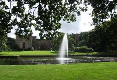 Towneley Hall in Burnley (Lancashire)