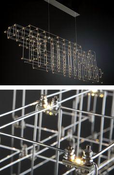 LED direct light pendant #lamp ORION by Quasar | #design Jan Pauwels @quasarholland