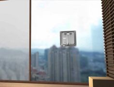 Save time and your strength and let the WINBOT 830 Window Cleaning Robot do all the work. Using incredible technology, this device securely attaches to your window and automatically cleans the inside and outside with beautiful precision.