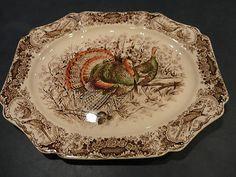 Beautiful Turkey Platter