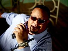 "Fred Hammond ~ ""I feel Good""///He can SANG anything and it sounds good! I truly admire Fred Hammond."