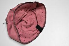 Návod na ušití čepice s mašlí vel.: 46-57 cm (střih zdarma) - SHAPE-patterns.cz Shape Patterns, Fashion Backpack, Shapes, Bags, Decor, Handbags, Decoration, Decorating, Dime Bags