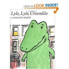 We will NEVER tire of this one... Lovable Lyle... dear Mr. Waber... ;-)))))