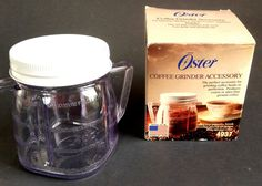 Oster coffee #grinder #accessory #4937 spices baby food bread #crumbs dips,  View more on the LINK: http://www.zeppy.io/product/gb/2/252273352186/