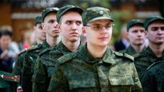 В России стартует осенняя призывная кампания по призыву 152 тысяч человек (видео)