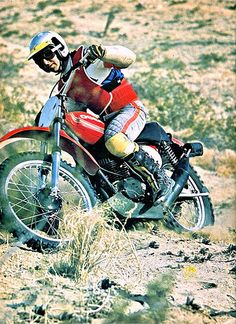 1975 Ossa Desert Phantom -Modern Cycle Pic 1