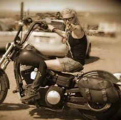 cuty biker