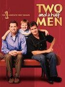 Two and a Half Men - somente com Charlie