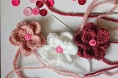 Crochet Flower Bouquet - Repeat Crafter Me