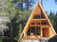 A-Frame Cabin, Far Meadow, California | Modern Vacation Home Rentals