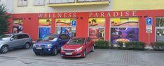 Branding pre Wellness Paradise Paradise, Advertising, Branding, Wellness, Brand Management, Identity Branding, Heaven