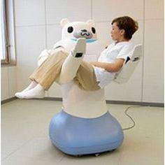 senior care robot!