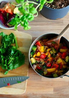 Spring Ratatouille Recipe