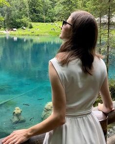 Lake Blausee is small paradise in the canton of Bern: alpine organic trout farm, crystal clear waters, forest trails and gorges, a spa hotel and a restaurant. Trout Farm, Swiss Travel, Forest Trail, Crystal Clear Water, Bern, Hotel Spa, Paradise, Organic