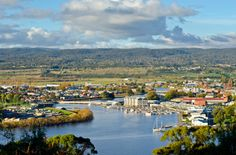 Launceston - Tasmania's second largest town - has one of the highest per-capita densities of bike shops in Australia.