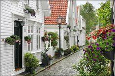 Stavanger, en Norvège.