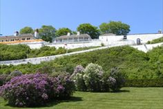 Fort Mackinac | Fort Michilimackinac