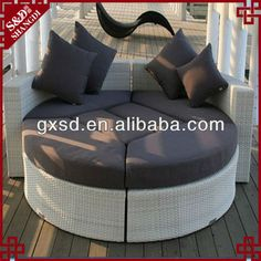 SD hot sale round new model furniture living room