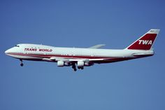 Boeing 747-257B - Trans World Airlines - TWA | Aviation Photo #3875967 | Airliners.net