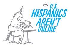 Myth: U.S. Hispanics Aren't Online
