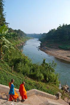 Mekong River - Luang Prabang, Laos
