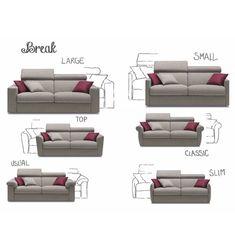 - Az ágy a hátrész beforgatásával nyílik, ezért az ágy nyitott állapotban nem foglal több helyet, mint a matrac hossza.  - Szervórásegítéses, egy kézzél nyitható mechanizmus, 2 év garanciával - Választható matrac tipusok:   standard expanzív matrac    komfort matrac lehúzható huzattal   Memory matrac, 2 oldalas, melegebb téli oldal, hűvösebb nyári oldal, matrac huzata lehúzható   Extra komfort matrac, 17 cm vastag, 3 rétegű expanzív, Airsoft légáteresztő réteggel - Rendelhető ágy nélkül is Sofa, Couch, Modern, Furniture, Home Decor, Settee, Settee, Trendy Tree, Decoration Home