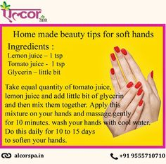 Wanna know #Beauty #Tips for your hands?