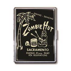 Retro-a-go-go! - Zombie Hut Cigarette Case*, $29.99 (http://www.retroagogo.com/zombie-hut-cigarette-case/)