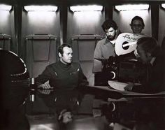 behind the scenes ~ A New Hope