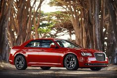 2015 Chrysler 300S - Provided by MotorTrend