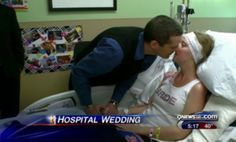 Bride Suffering From Brain Tumor Has Unconventional & Beautiful Wedding (VIDEO)