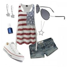 My next Fourth of July outfit