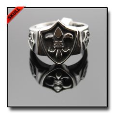 TRIPLE POWER SHIELD RING