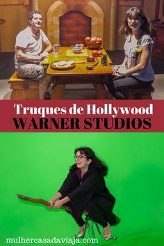 Truques de magos e bruxos, cenários de filmes e séries, o Tour da Warner é um dos passeios mais legais pra fazer em Los Angeles. Dicas e relato de nossa experiência lá no blog.