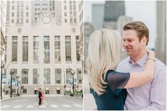 Check out highlights from Matt and Teray's engagement session featuring downtown sites such as the Wrigley Building, the Board of Trade, and the Riverwalk as well as city views from Oak Street Beach.
