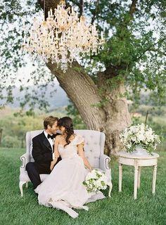 Garden Wedding | Wedding in the Garden
