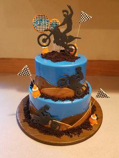 Motocross Quad Bike ATV All Terrain Vehicle Cake//Cupcake Toppers On Rice Paper