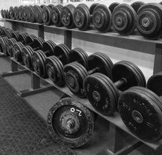 New to weight training? Find out how to pick the right weight for max results!