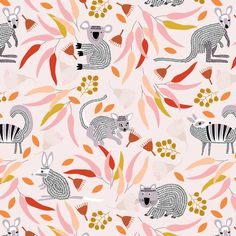 Textiles, Surface Pattern Design, Teaching Art, Pattern Wallpaper, Abstract Pattern, Art Projects, Fabric, Prints, Color
